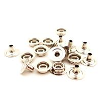 "3/8"" 10mm Male Snaps and Rivets Studs"